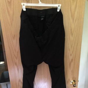 The Allie size 26 bootcut black pant